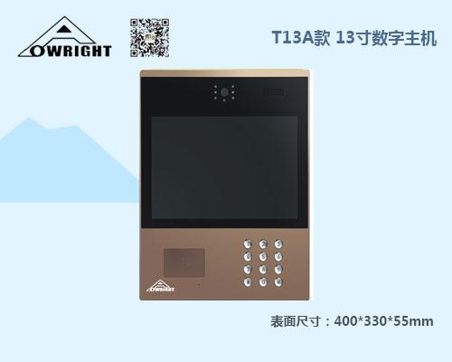 T13A款 13寸数字主机